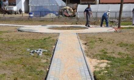 Општина Струмица ги уредува парковите во пет населени места