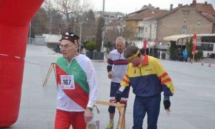 120 ветерани од цела Европа,се натпреваруваа во спортска ориентација во Струмица