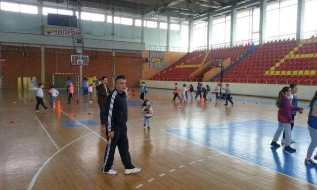 Се отвори нова кошаркарска Академија – ,,МВП,, во Струмица