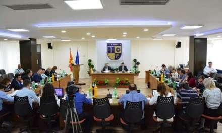 38 Седница на Советот на О.Струмица