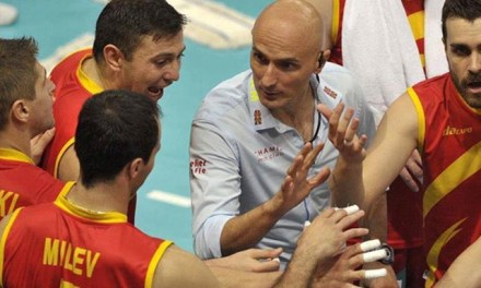 Преку Струмица одбојкарите на Македонија ќе ја освојуваат Европа