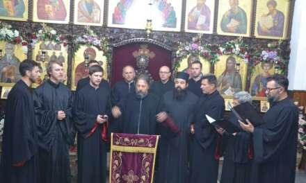 6-ти Фестивал на источно црковно пеење во Струмица