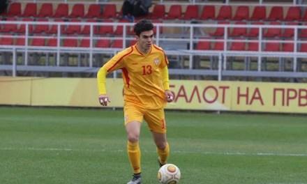 Струмичанецот Ване Тасевски од Сасуоло – одличен во дресот на македонската репрезентација