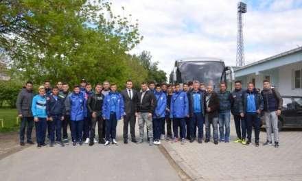 Младите на струмичка Беласица на Равена Куп 2017 во Италија