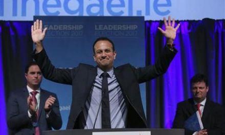 Лио Варадкар – е новиот премиер на Ирска кој јавно се декларира како хомосексуалец