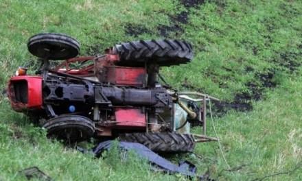 Загина уште еден тракторист, тргнале на црква завршиле во дол кај Воиславци-радовишко