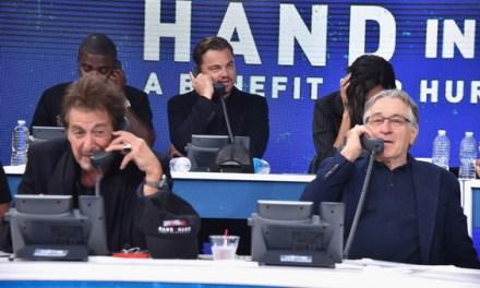 """""""Hand in Hand hurricane relief benefit""""славни личности од светот се обединија за да се соберат што повеќе средства за настраданите од ураганите Ирма и Харви"""