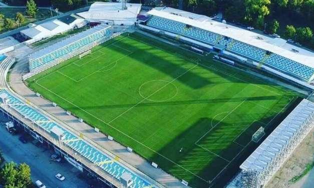 Фото – Стадионот ,,Младост,, во Струмица ќе носи многу европски натпревари