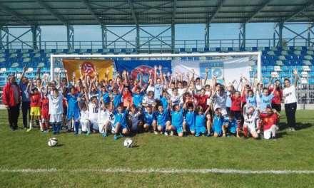 ДА и девојките играат фудбал – ЖФК Тиверија со кампања против дискриминацијата и расизмот во фудбалот