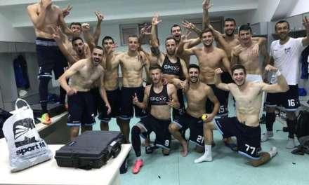 Академија Пандев против Тетекс за КУП полуфинале во првата сезона како прволигаш