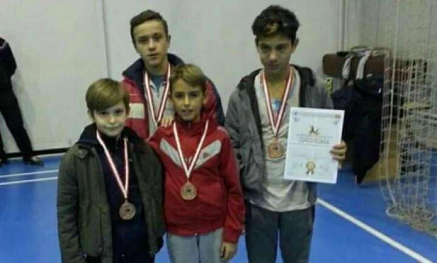 Фото – Пионерите на ППК Струмица бронзени на државното првенство во Прилеп