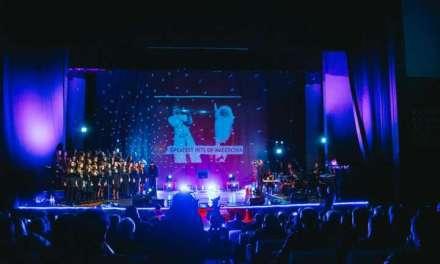 Видео- Божиќна Евровизија на струмичките гимназијалци