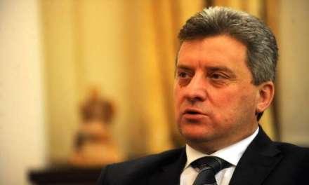 Иванов: Македонија е заложник на бирократиите на ЕУ и Нато за спорот со името