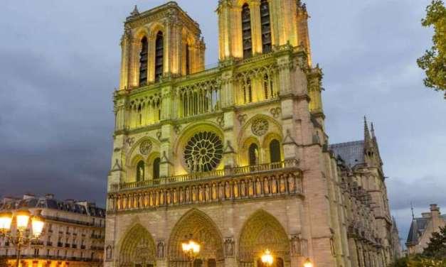 Видео: Што претставуваше Богородичната црква во Париз за светското културно наследство