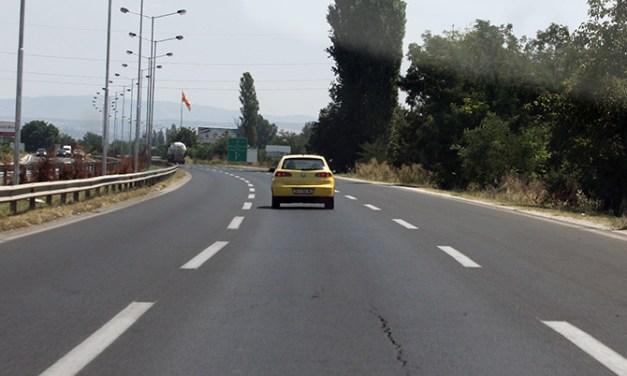 МАКЕДОНИЈА Изменет сообраќаен режим на делницата Струмица – Дабиле
