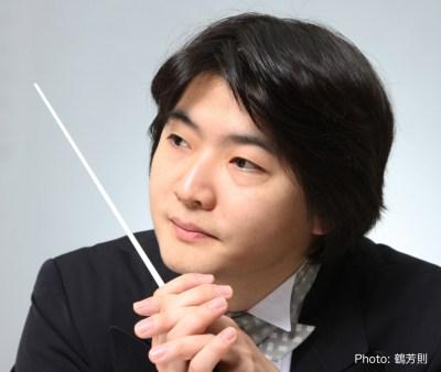 日本フィルハーモニー交響楽団正指揮者の山田和樹氏(小田原市 公式ホームページより)