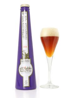 麦のワイン【el Diablo】(サンクトガーレン ホームページより)