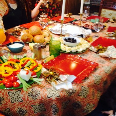 Thanksgiving with friends