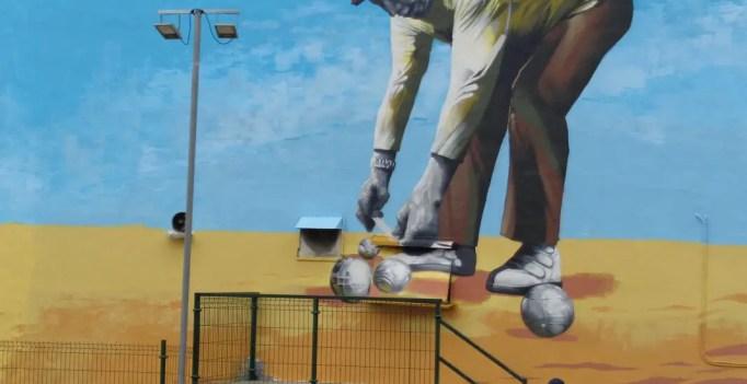 Ballsport - La Petanca