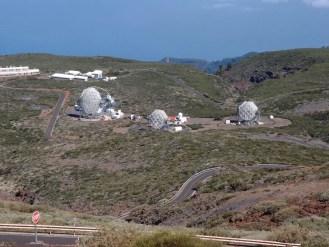 Gammastrahlen Teleskope