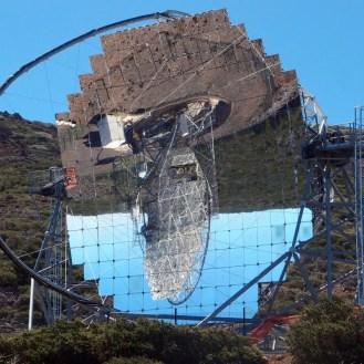 Gammastrahlen Teleskop