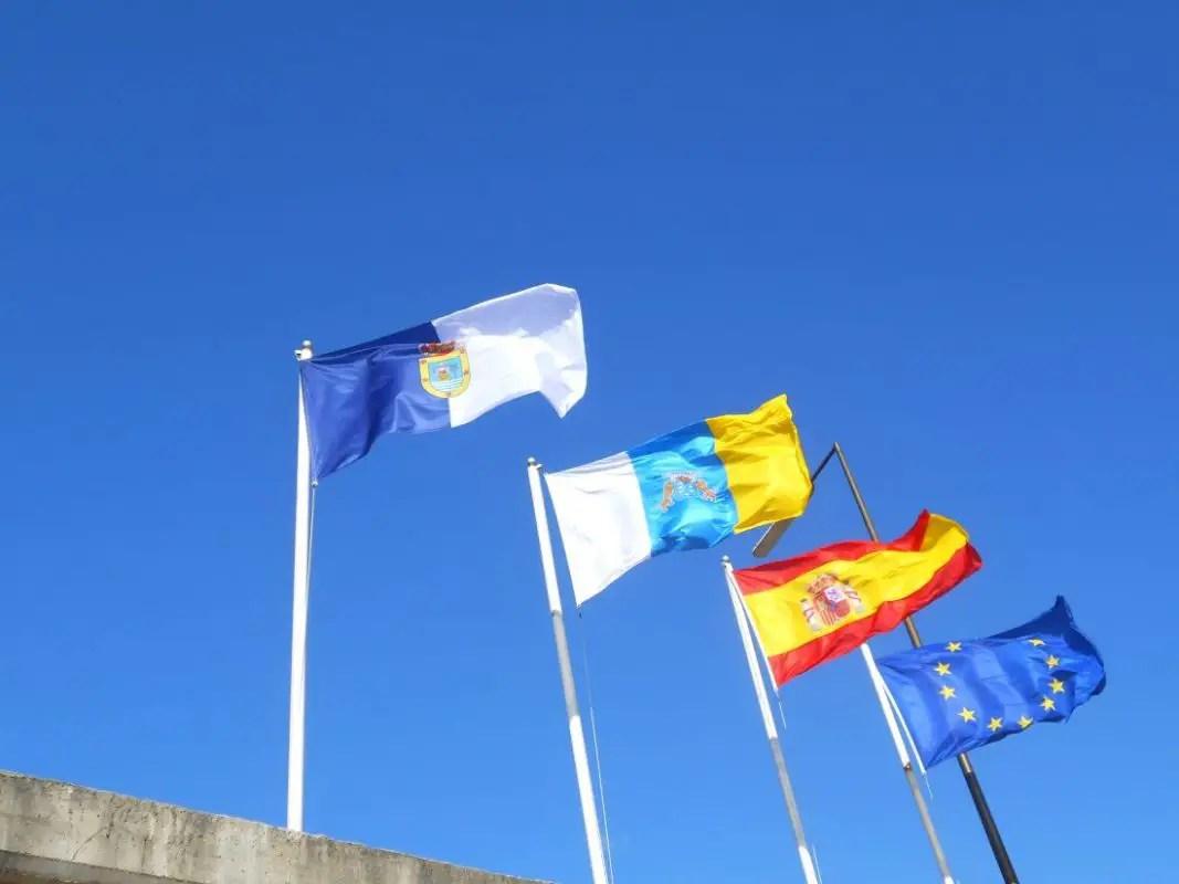 Fahnen - Flaggen Parade