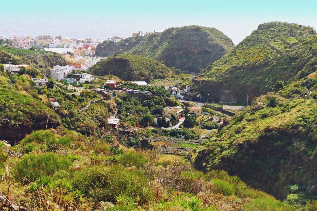 Barranco de Las Nieves