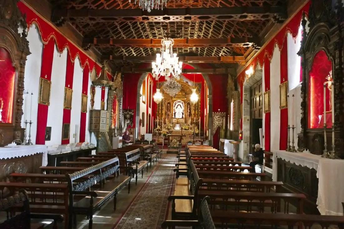 Real Santuario de Nuestra Señora de las Nieves - Inselheiligtum