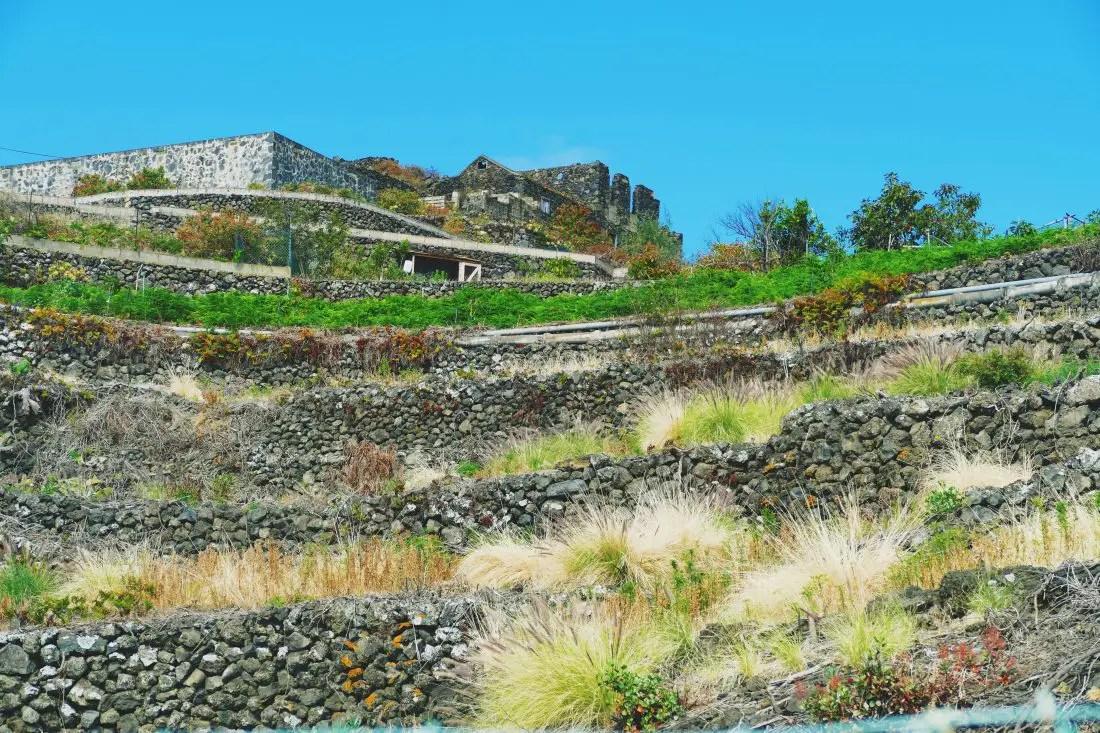 Bauwerk - Trockenmauer