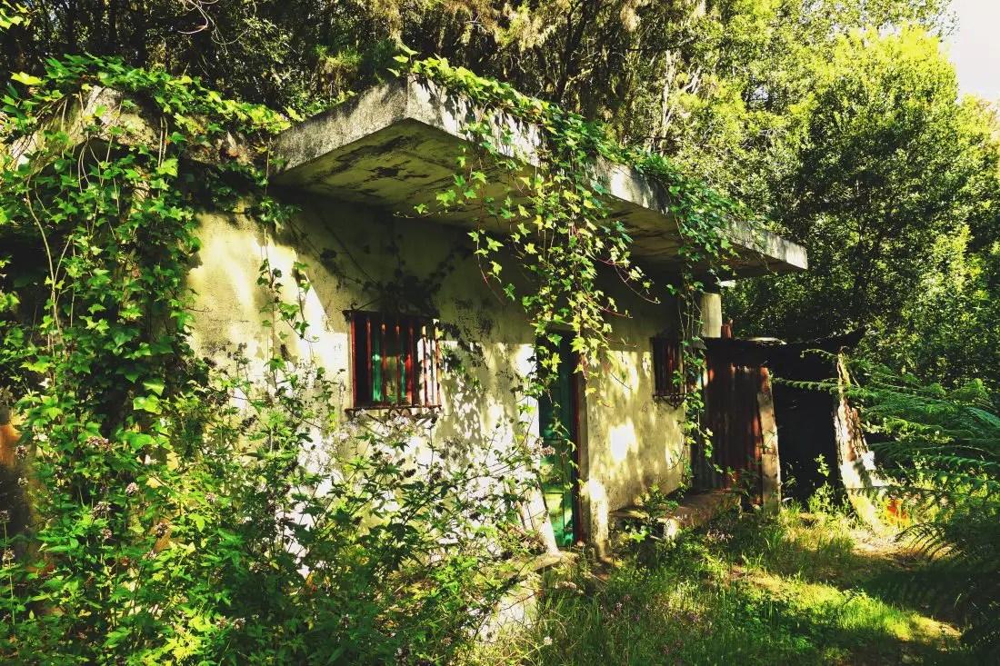 Verlassenes Haus - Geisterhaus