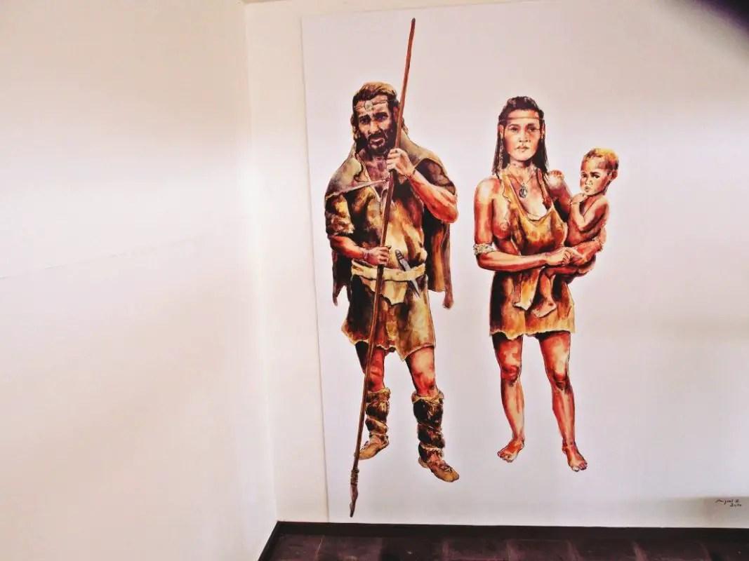 Ureinwohner - Guanchen
