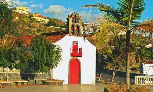 Mazo — Ermita de Los Dolores