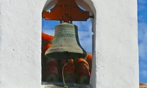 Glocke von SanJosé