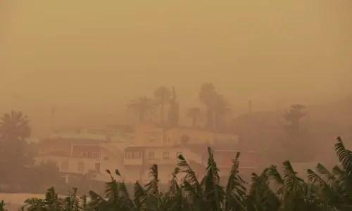 Der Sandsturm