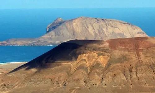 La Graciosa neue Kanaren Insel