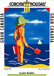 Gran Canaria juliste