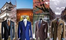 「伝統」をさりげなく着こなすスーツ。その名は『$1,000,000スーツ』!! 来春金沢から全国へ !!