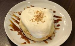 高倉町珈琲で日本一のパンケーキを食べてきた!!