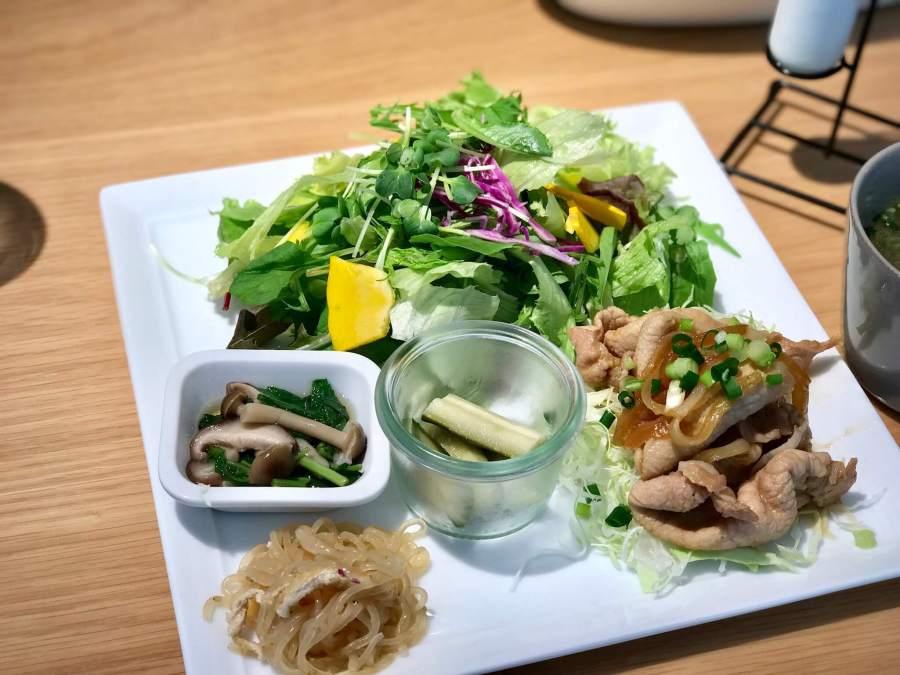 スコール金沢「 cafe87 」で糖質制限ランチ!! これまでの健康食のイメージを一新するスタイリッシュ・カフェ料理とは?!