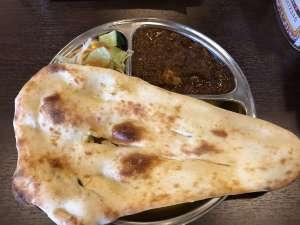 金沢印度カレーの元祖『 HOT HOUSE 』でマサラカレーランチ