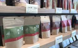 『THE TEA SHOP CHANOMI 茶のみ』上質な抹茶のパフェで暑い夏の涼しいひと時を。抹茶ラテやティーソーダも!