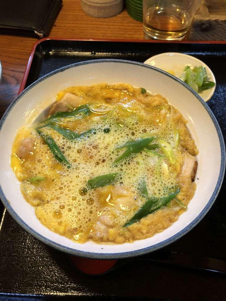 『 ちょう吉 』東山で食す金沢最強の親子丼 !!
