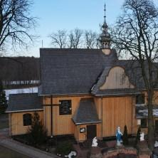 Kościół w Łobudzicach