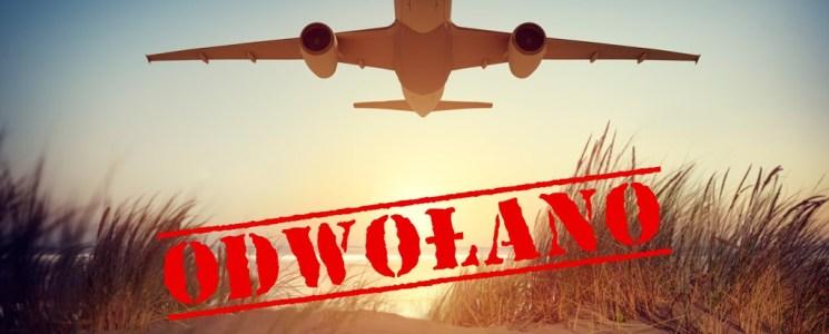 Odwołanie wakacji z powodu koronawirusa