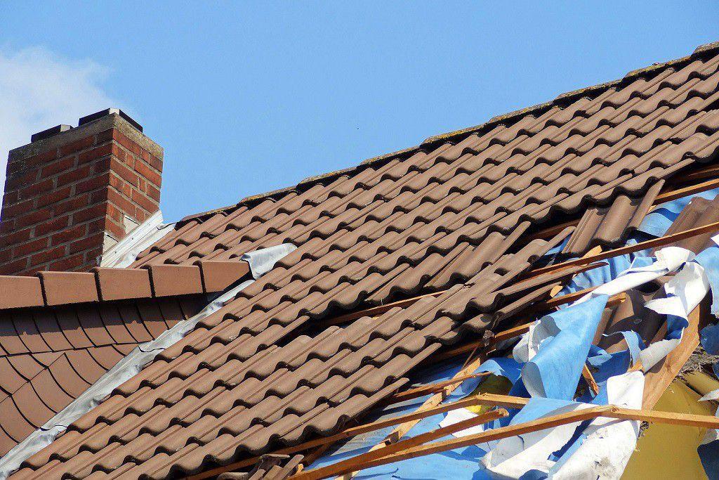 Odszkodowanie za zerwany dach