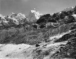 VITTORIO SELLA 1899 | Catena delle montagne del Nepal: Jannu e Kanchenjunga