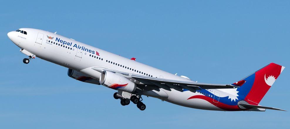 भारतीय एयरलाइन्सलाई उछिन्दै नेपाल एअरलाइन्सले राख्यो नयाँ रेकर्ड