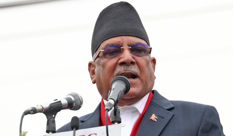 जोसँग सहमति हुन्छ त्यसैले सरकारको नेतृत्व गर्छ : प्रचण्ड
