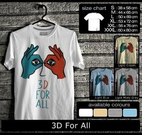 3D For All