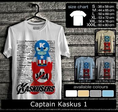 Captain Kaskus 1